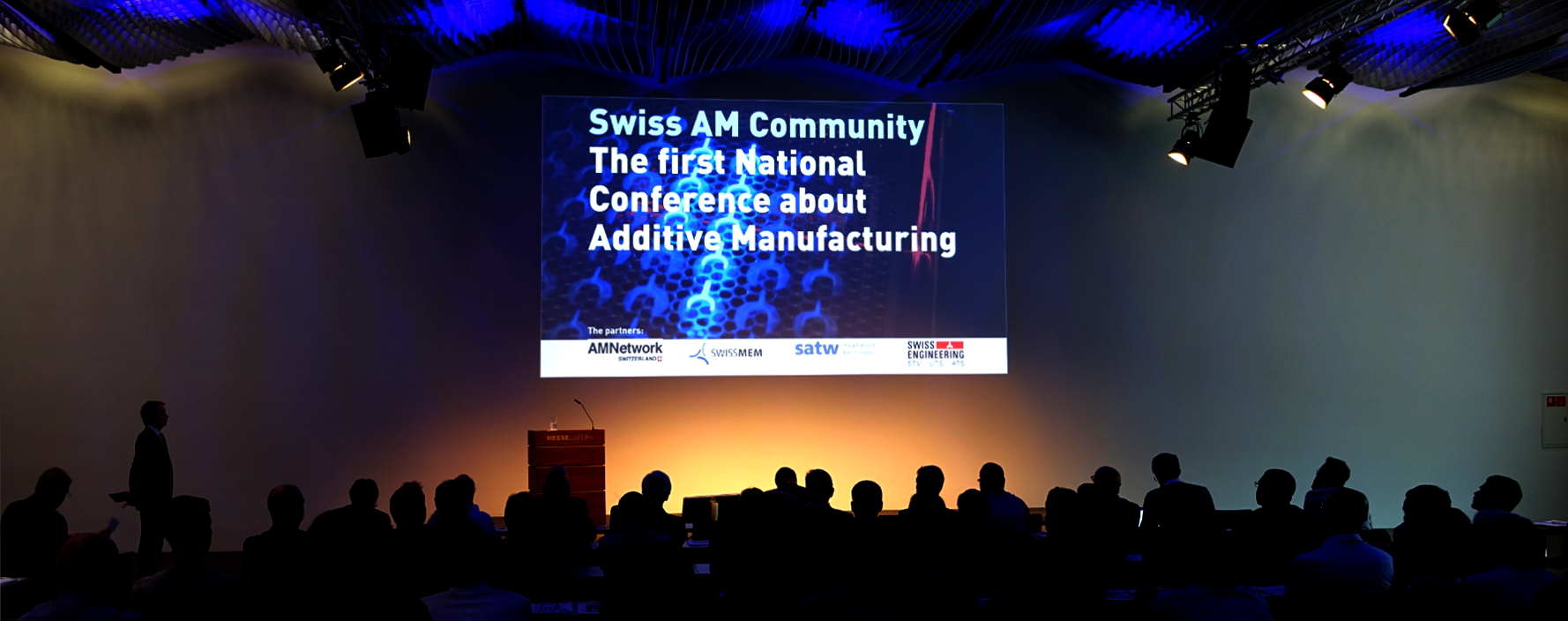 Erste nationale Konferenz Additive Manufacturing Schweiz